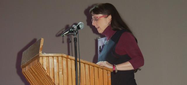 Intervención de Elena Álvarez-Buylla en la Audiencia final del TPP Capítulo México
